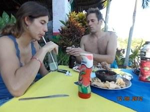 Claudia & Steven