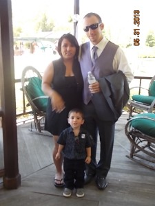 My Son and his family
