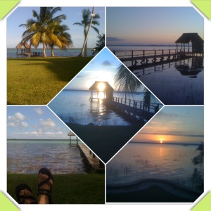 Bacalar Collage
