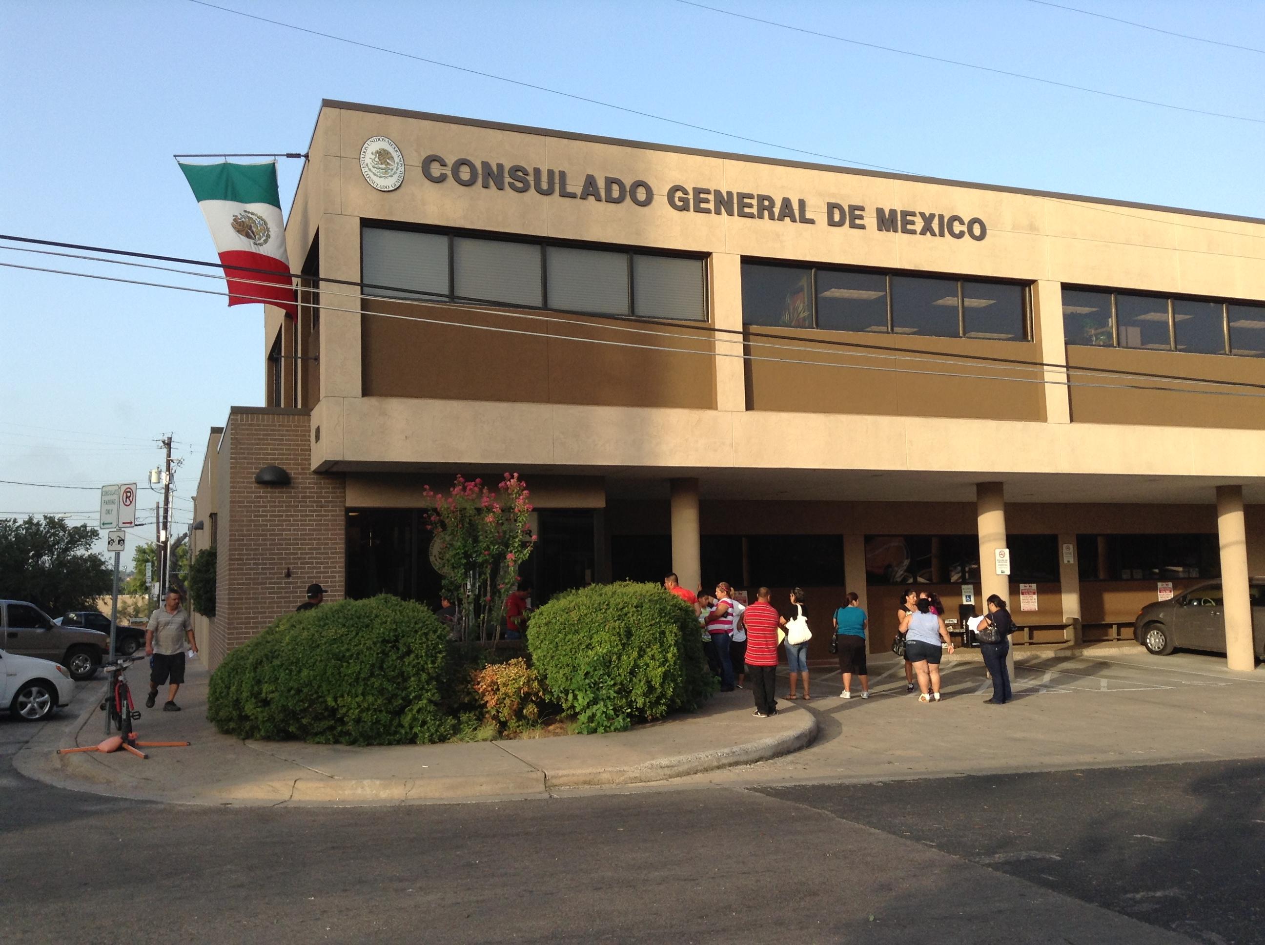 Mexican Consulate | the adventures of dos tortas