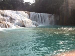 Mini-Niagra Falls