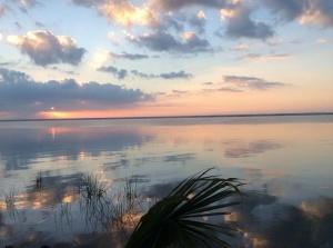Sunrise this past week.