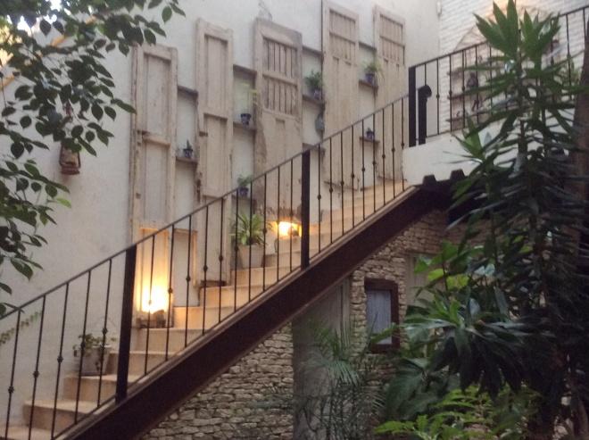 Hotel La Semilla in Playa del Carmen from our recent visit.