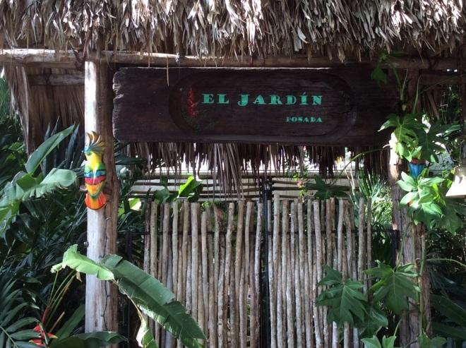 Posada El Jardin