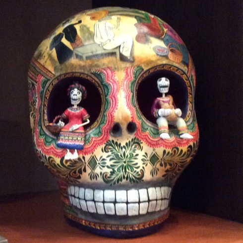 Day of the Dead. A chance to tell stories and fondly remember our ancestors.